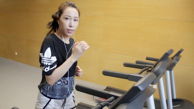 金池: 奔跑是与自己的较量 也是一种信仰