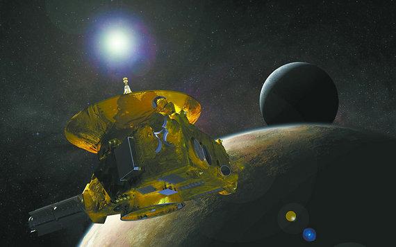 中国航天加油!美探测器首次近距离掠过冥王星