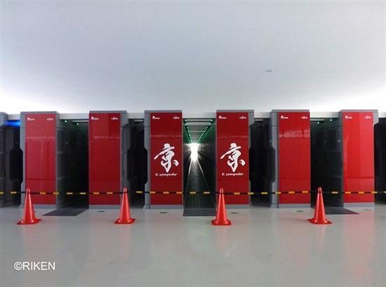 """日本超级计算机""""京""""大数据处理性能重返全球第一"""