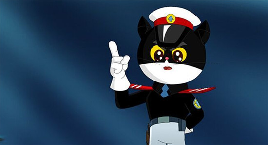 《黑猫警长之翡翠之星》沪语版