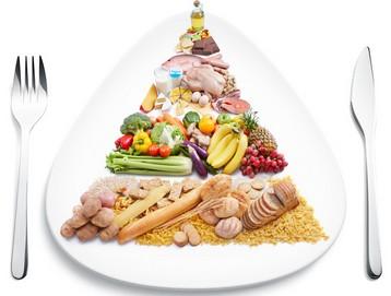 健康饮食,营养均衡!每日身体需要的6大黄金营养源图片