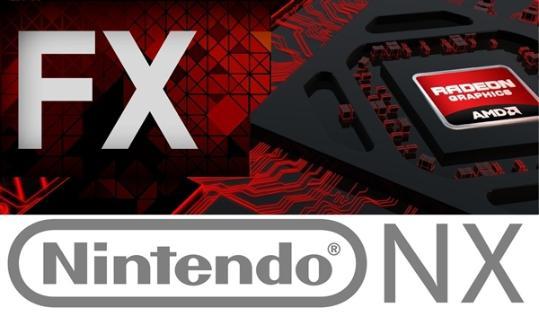 有迹象表明任天堂NX也将选用AMD APU