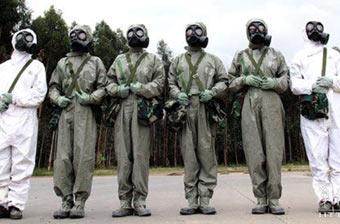揭秘全军唯一女子核生化部队