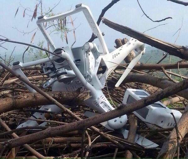 大疆回应印无人机坠毁:国家安全和军事非关注点