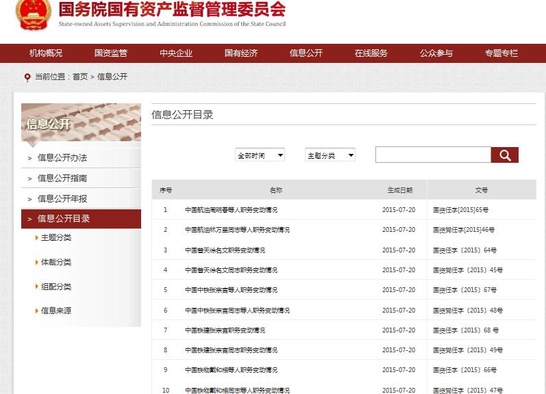 中国铁建、中国中铁等央企宣布人事调整