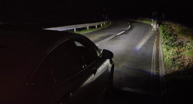 福特研发全新前大灯技术 识别夜间障碍物