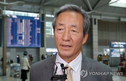 韩足协会长郑梦准:拟参选FIFA主席 开启新时代