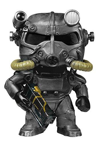 《辐射》Q版公仔神还原各种游戏标志性角色