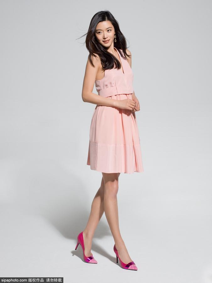 全智贤结婚三年晋级辣妈 衣品见证少女蜕变御姐