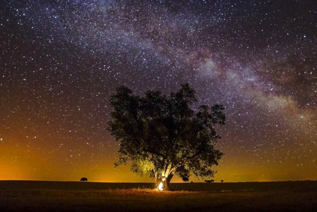 葡萄牙摄影师逆天技术记录浩瀚星空
