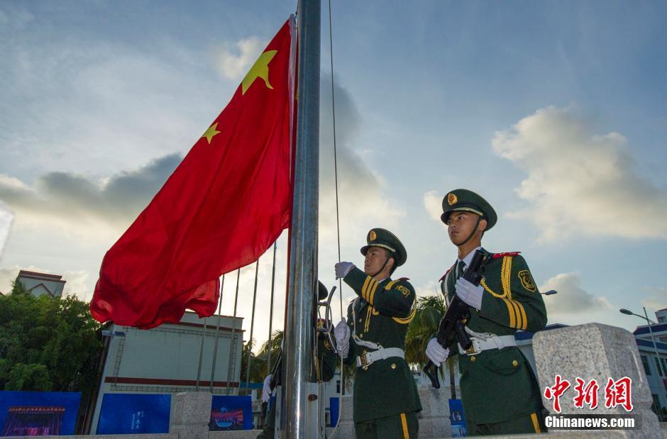 澳媒瞎猜中国2017年武装新建岛礁 军力覆盖南海 - 海军 - 快乐海军的博客