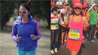 运动周:亚洲滑水女神变跑步发烧友