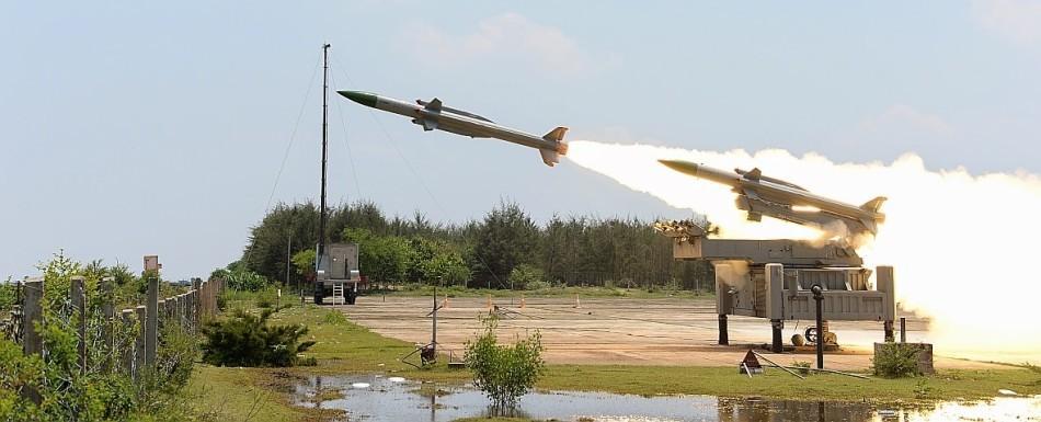 印度阿卡什导弹研发30多年服役