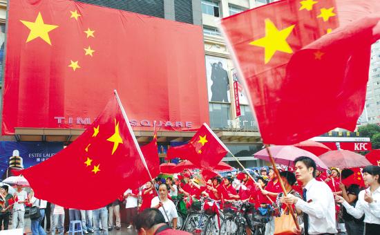 单仁平:文登事件不应也不会挫伤爱国主义