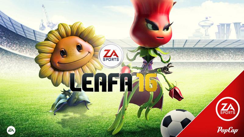《植物大战僵尸:花园战争2》角色乱入其他游戏