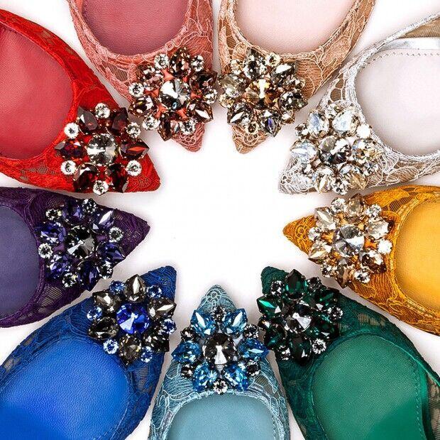 最新潮流:Dolce&Gabbana推出彩虹鞋Rainbow系列