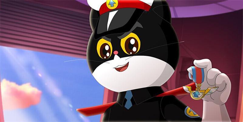 《黑猫警长》终极预告震撼出击 宇宙大战一触即发