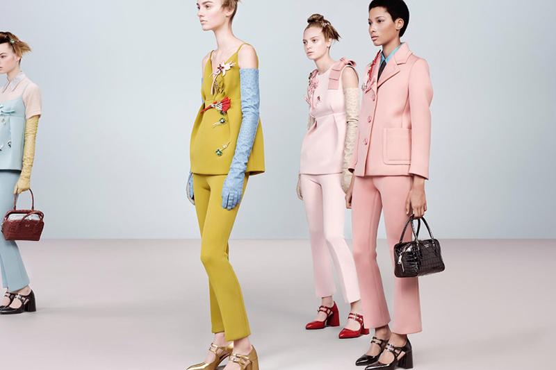 从2015秋冬时尚大片看时尚圈最火模特是谁