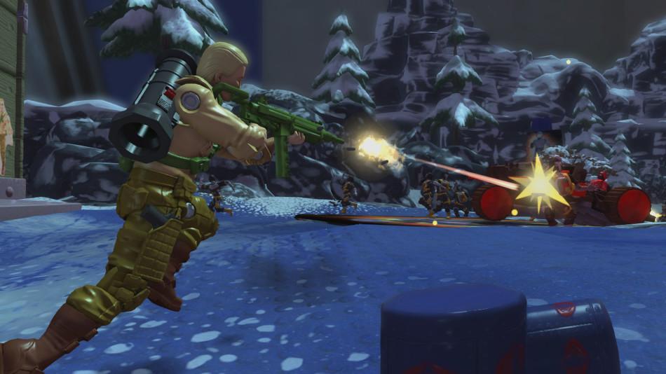 《玩具士兵:战争宝箱》截图