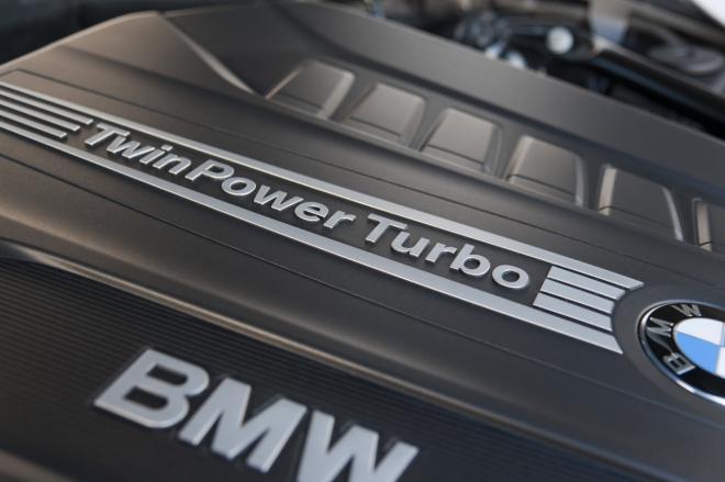 宝马研发四涡轮增压柴油引擎 或明年发布