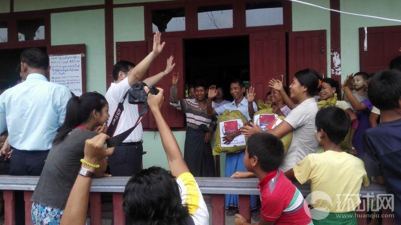 中国驻缅大使:面对缅甸洪灾我们感同身受、心急如焚