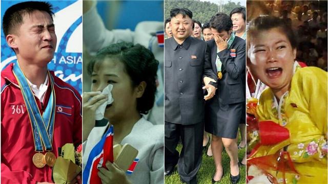 朝鲜的哭文化:频频洒泪 跪拜金正恩哭25分钟