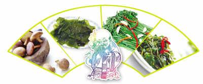老祖宗有这四大长寿菜:香菇防癌 蕨菜解毒 - 快乐 - 蜜寿园