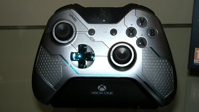 《光晕5》《极限竞速6》限定版Xbox One主机曝光