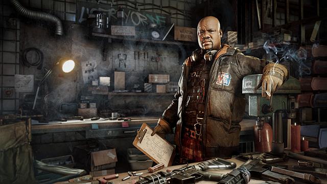 GC 2015:《国土防线2:革命》游戏截图欣赏