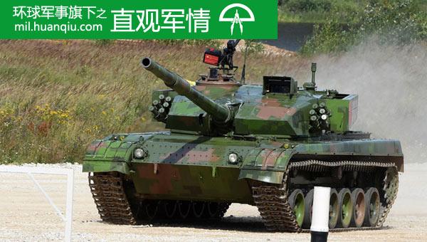 中国在俄罗斯军事竞赛多项领先 俄改规则?