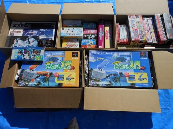 有人在雅虎以300万日元拍卖所有盒装PS游戏