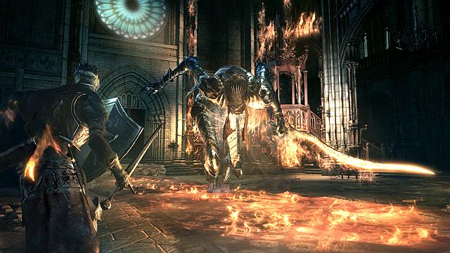 GC 2015:《黑暗之魂3》最新精美游戏截图