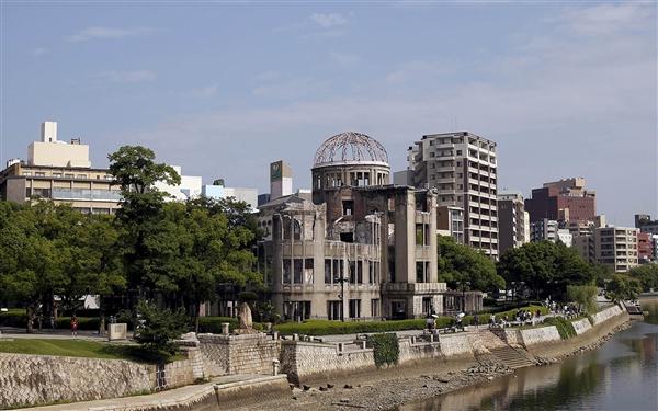 核爆70年后的广岛,长崎 如今什么样了?
