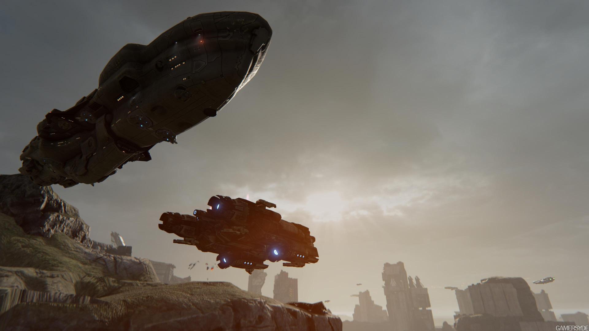 《无畏战舰》新截图和演示 史诗级太空争霸来袭