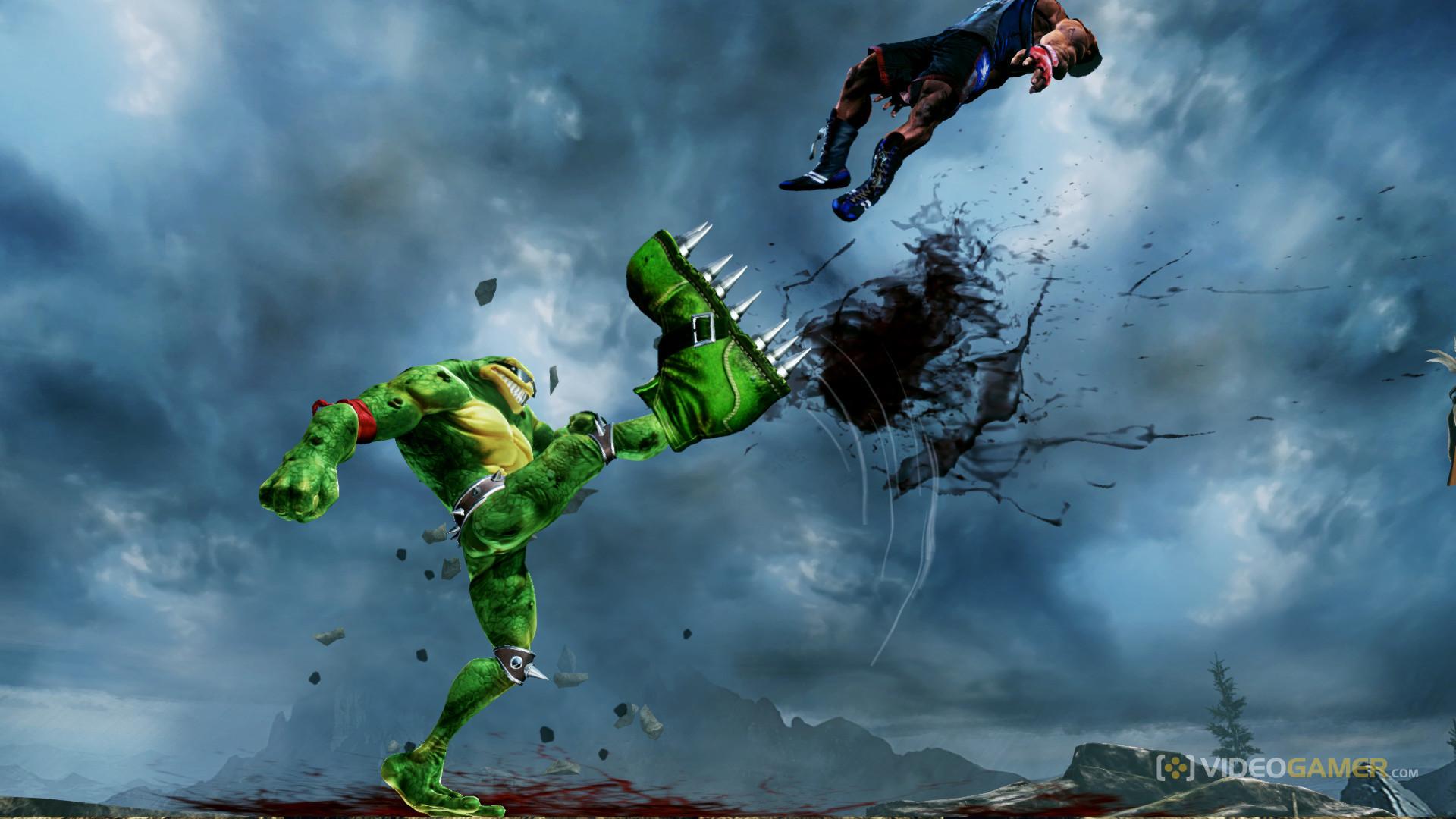 《杀手学堂》第三季新角色战斗蛙新截图