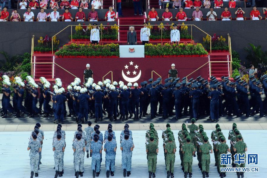 新加坡成美威慑中国平台 迫切需要美霸权 - 春华秋实 - 春华秋实 开心快乐每一天