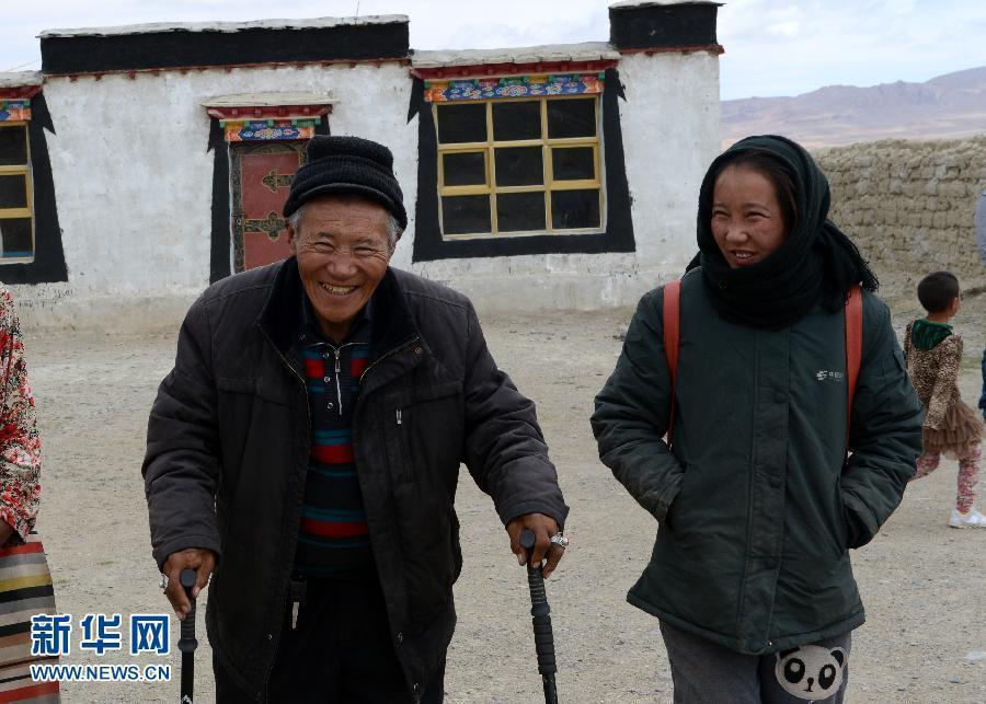 """藏北草原""""无人区""""的女邮递员"""