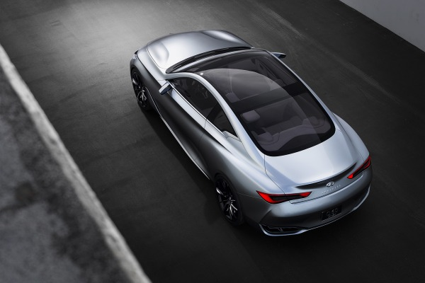 英菲尼迪Q60概念车在美推虚拟试驾体验