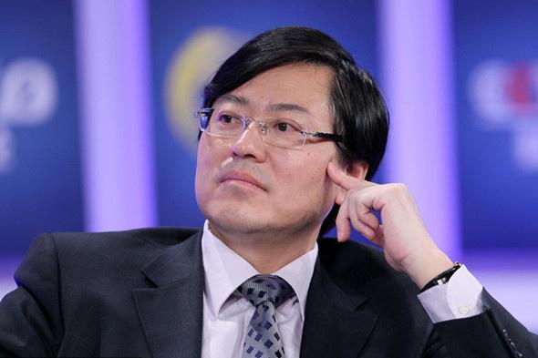 杨元庆:联想遇到了最艰难的困境