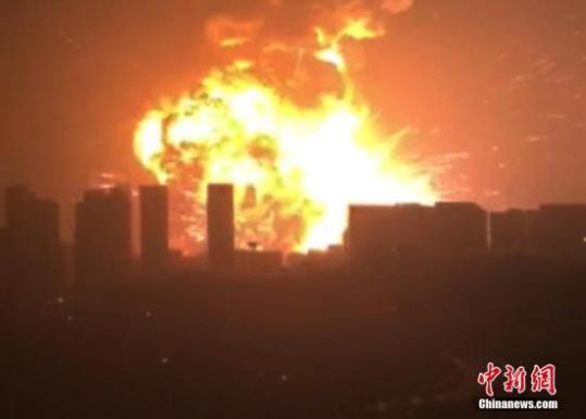 习近平李克强就天津爆炸事故作指示批示