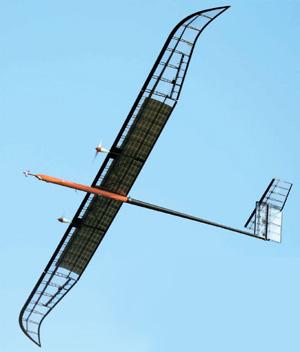 韩媒:韩国开发无人机EAV3 成功进入平流层飞行