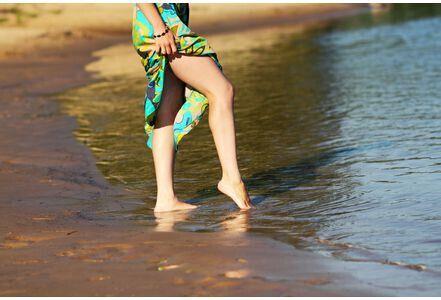膝部肥胖也会影响身材法媒教你4招轻松瘦膝盖