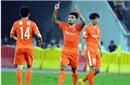 中超-乌索2球蒙蒂略破门 鲁能3-0胜压国安居第3