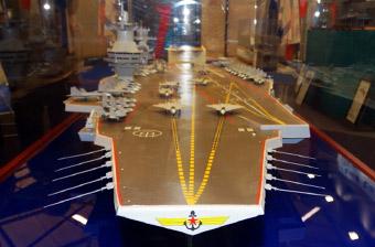 俄将建8.5万吨超大航母?怕最终只是纸上谈兵