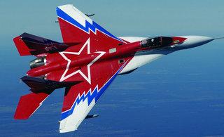俄罗斯米格-29战斗机