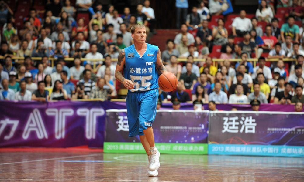 令人惊叹的乡村篮球 邀NBA外援 国手屡加盟