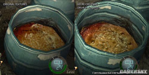 《生化危机4》HD计划最新截图公布(图)