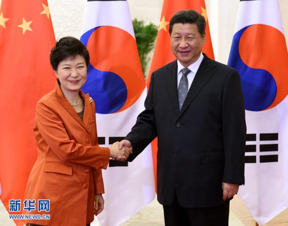 亚博国际:朴槿惠出席9·3活动是正确决定
