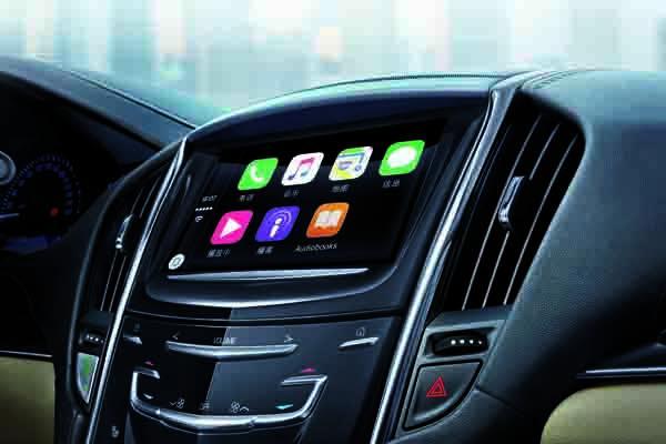 凯迪拉克国产新车将搭载CarPlay及4G LTE
