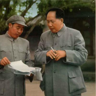毛泽东晚年最信任的十个人:警卫汪东兴在列